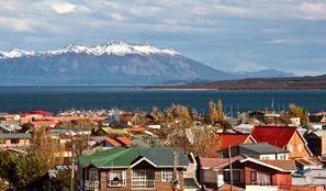 Aluguel de carros em Puerto Natales, Chile