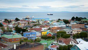 Aluguel de carros em Punta Arenas, Chile