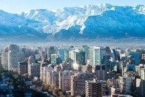 Aluguel de carros em Santiago, Chile