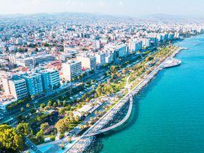 Aluguel de carros em Limassol, Chipre