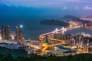 Aluguel de carros em Busan, Coreia do Sul