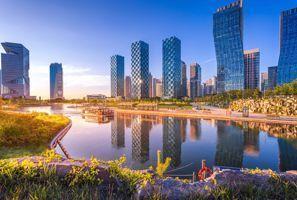 Aluguel de carros em Incheon, Coreia do Sul