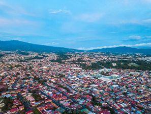 Aluguel de carros em Escazu, Costa Rica