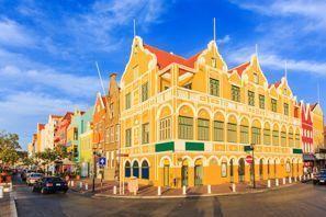 Aluguel de carros em Willemstad, Curaçao