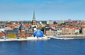 Aluguel de carros em Aarhus, Dinamarca