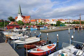 Aluguel de carros em Ronne, Dinamarca