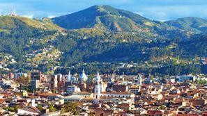 Aluguel de carros em Cuenca, Ecuador