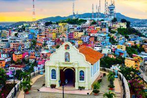 Aluguel de carros em Guayaquil, Ecuador