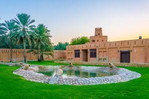 Aluguel de carros em Al Ain, Emirados Árabes Unidos