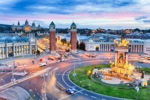 Aluguel de carros em Barcelona, Espanha