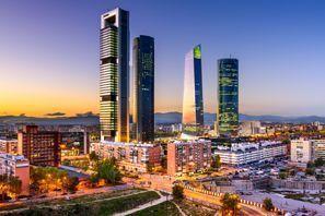 Aluguel de carros em Madri, Espanha