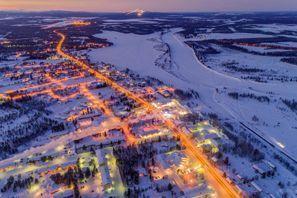 Aluguel de carros em Kittila, Finlândia