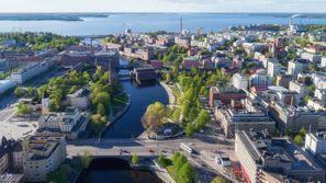 Aluguel de carros em Tampere, Finlândia