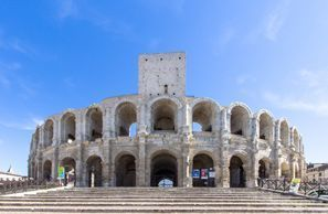 Aluguel de carros em Arles, França