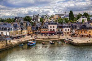 Aluguel de carros em Auray, França