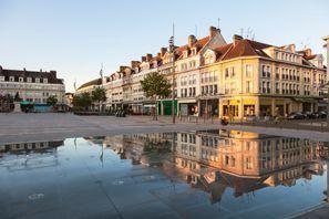 Aluguel de carros em Beauvais, França