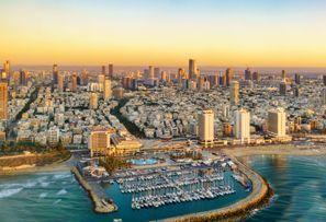 Aluguel de carros em Tel Aviv, Israel