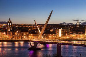 Aluguel de carros em Derry, Reino Unido