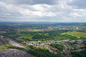 Aluguel de carros em Glasgow Prestwick, Reino Unido