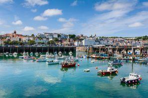 Aluguel de carros em Guernsey, Reino Unido