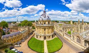 Aluguel de carros em Oxford, Reino Unido