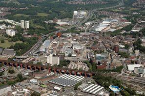 Aluguel de carros em Stockport, Reino Unido