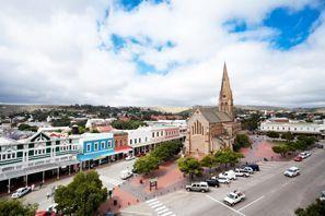Sewa mobil Grahamstown, Afrika Selatan