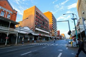 Sewa mobil Pietermaritzburg, Afrika Selatan