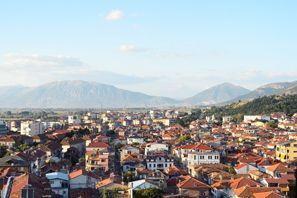 Sewa mobil Korca, Albania