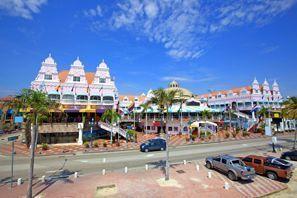 Sewa mobil Oranjestad, Aruba