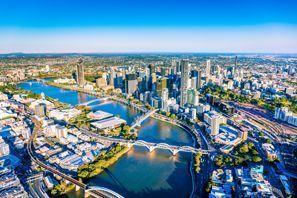 Sewa mobil Brisbane, Australia