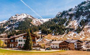 Sewa mobil Lech Am Arlberg, Austria