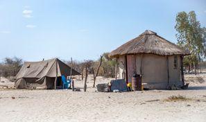 Sewa mobil Maun, Botswana