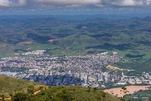 Sewa mobil Governador Valadares, Brasil