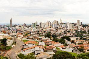 Sewa mobil Varginha, Brasil