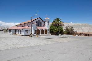 Sewa mobil Calama, Chile