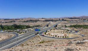 Sewa mobil Vallenar, Chile