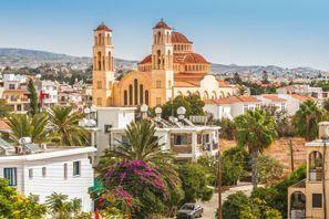 Sewa mobil Paphos, Cyprus