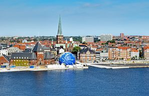 Sewa mobil Aarhus, Denmark