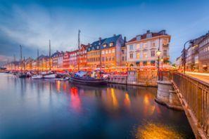 Rental mobil Denmark