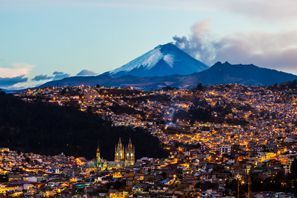 Sewa mobil Quito, Ekuador