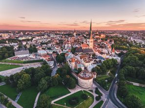 Sewa mobil Tallinn, Estonia