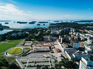 Sewa mobil Espoo, Finlandia