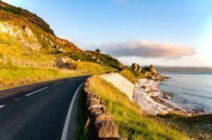 Rental mobil Irlandia Utara