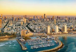 Sewa mobil Tel Aviv, Israel