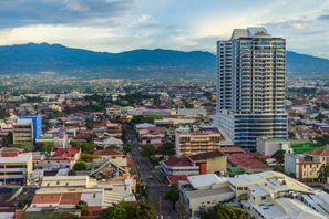 Sewa mobil San Jose, Kosta Rika