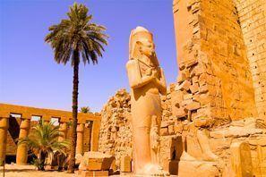 Sewa mobil Luxor, Mesir