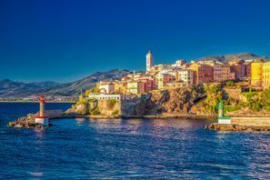 Sewa mobil Bastia, Perancis - Corsika