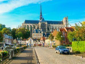 Sewa mobil Amiens, Perancis