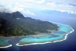 Sewa mobil Tahiti Island, Polinesia Perancis